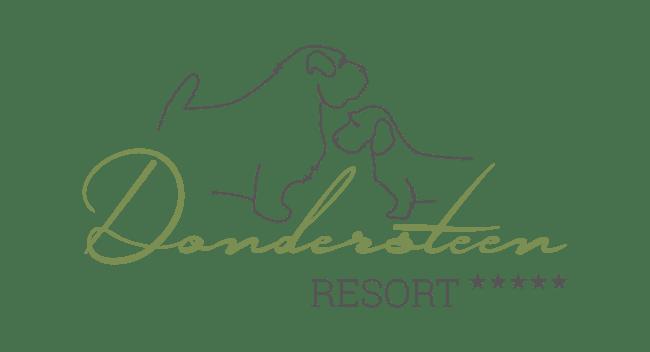 Dondersteen Resort - Logo portada color